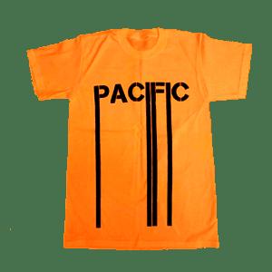 Pacific Orange Tee